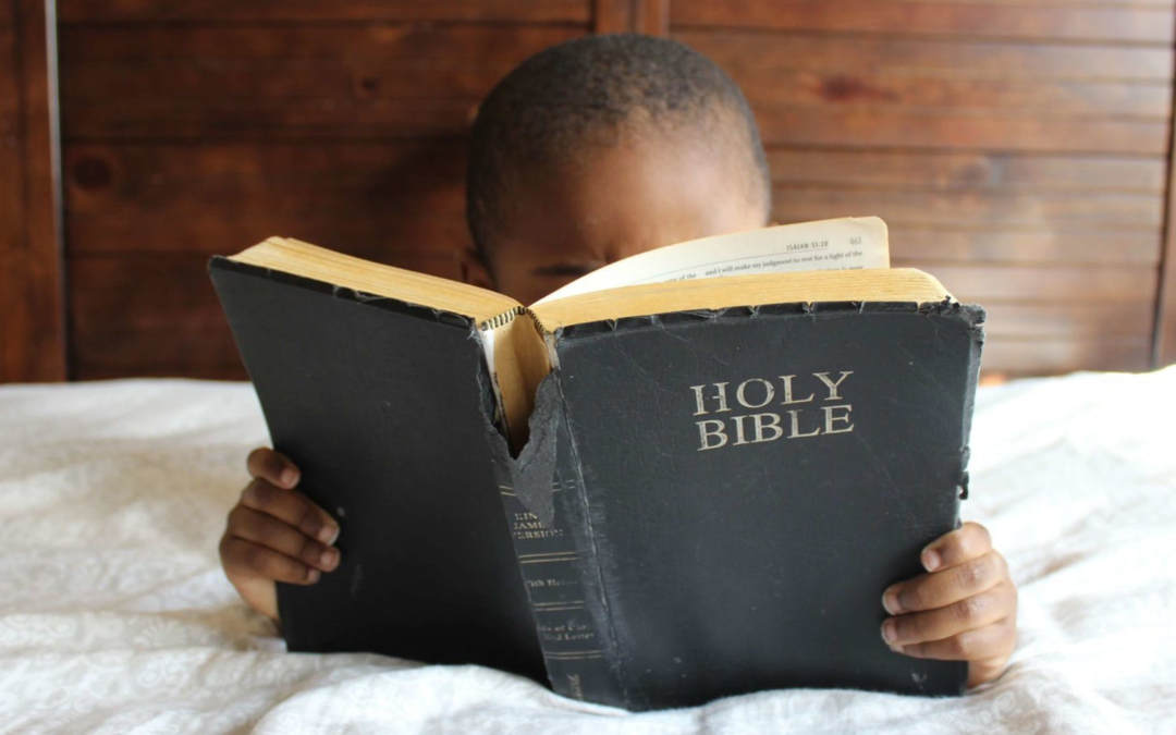 Parental Guidance: Enjoying the Word