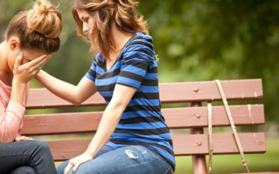 Yes, You Should Say Something: Overcoming Awkwardness with Grieving People – Nancy Guthrie